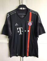 MINT! Bayern Munchen 2014/2015 Third Football Shirt Soccer Jersey Munich Size XL