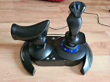 Thrustmaster T.Flight HOTAS 4 PS4 PC Joystick Flugsteuerknüppel Controller
