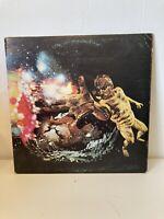 Santana The Third Album CBS S 69015 LP Vinyl Record