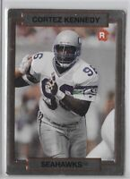 1990 Action Packed Cortez Kennedy Rookie Card No. 39