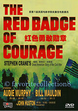 The Red Badge of Courage Stephen Crane 1951 DVD