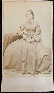 1860's/70s Photograph CDV w/Revenue Stamp #R11