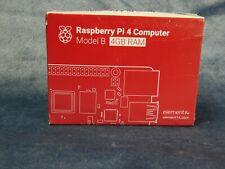 Raspberry Pi 4 Model B 4GB RAM Mini-PC