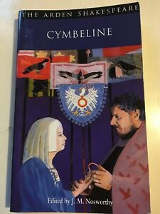 Arden Shakespeare: Cymbeline by William Shakespeare (2004, Paperback) Nosworthy