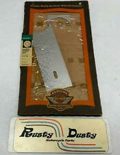 Harley Davidson Genuine Dashinator Washboard Textured Metal 71747-99