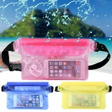 Waterproof Pouch Dry Bag Fanny Pack Waist Strap Underwater Swimming Phone Pocket