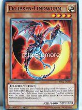Yu-Gi-Oh - 1x Eklipsen-Lindwurm - SR02 - Structure Deck Rise of the True Dragon