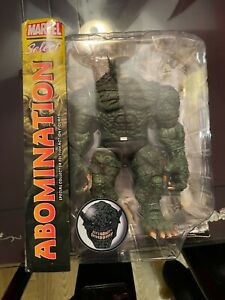 Diamond Select Toys Marvel Select Abomination Action Figure NIB