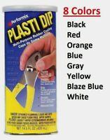 Performix PLASTI DIP Multi Use Rubber Grip Coating Tool Handle ~ U PICK~ 14.5 oz