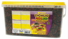 5000 ML Tropical Cichlid Red & Green Medium Sticks Food for Cichlid 7,38 €/ L