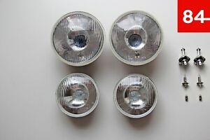 Ferrari 330 Gt 2+2 Chinese Eyes 2x Headlight Eu E-Certified Tüv +