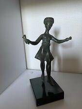 Moulage du Musée du Louvre Grec statue Danseuse aux Crotales en Bronze