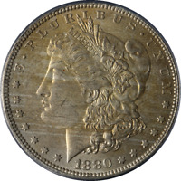 1880-O Morgan Silver Dollar PCGS MS63 Decent Eye Appeal Nice Strike