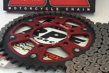 ZX10R 11-17 ZX-10R Red Supersprox JT Quick Acceleration Chain and Sprockets Kit