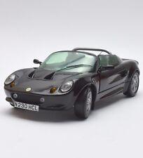 Chrono H 1022 Lotus Elise Sportwagen Bj.1997 schwarz lackiert, OVP, 1:18, K025