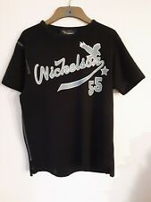 Nickelson 1955 Men's T Shirt, Black, Size Medium