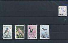 LO04612 Antigua & Barbuda birds animals fine lot MNH cv 22 EUR