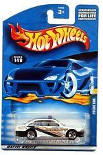 2001 Hot Wheels #149 Police Car