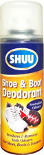 x1 200ml Fresh Shoe Deodorant Spray Antibacterial Footwear Smell Odour Remover