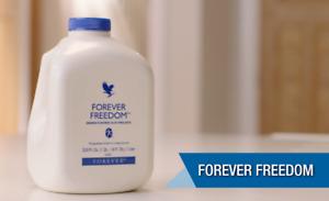 Forever Living Aloe Vera Gel Forever FREEDOM [1Liter] × 3 Unit