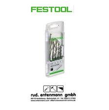Festool Holzbohrersatz 493648 3-8 mm Centrotec