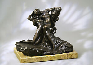 Auguste Rodin (1840-1917), Bronze, L'Eternel Printemps | Ewiger Frühling