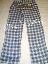 GUESS Jeans Long Sweatpants sweat Pants Sleep Wear Pajama Lounge Carpi NWT S
