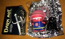 """CIBOYS DARK AGES """"WIZARD"""" Mini Toy Figure By Red Magic RARE! Dunny Qee Kidrobot"""