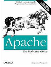 Apache: die Dokumentation (mit CD-ROM), Ben Laurie & Peter Laurie, gebraucht; Ver