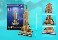 CF048H Empire State building 3d Puzzle 55 pieces.
