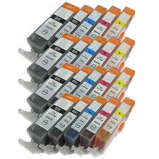 20 Pack PGI-220 CLI-221 INK For Canon PGI220 CLI221 iP3600 iP4600 iP4700