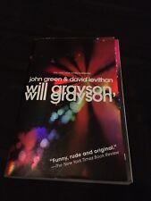 WILL GRAYSON, WILL GRAYSON By John Green & David Levithan (Paperback)
