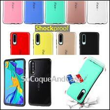 Etui coque hybride antichoc iFace Mall shockproof case HUAWEI P30, Lite ou Pro