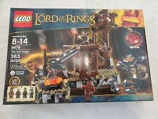 Lego Lord Of The Rings 9476 The Orc Forge NEW & Sealed great holiday gift