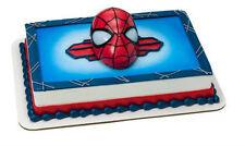 Spiderman Spider Man Light Up Eyes cake decoration Decoset cake topper