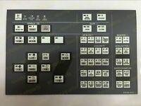 Operating Membrane 9100-92-130-10 for Hitachi Seiki CNC machine HG400III / VS50