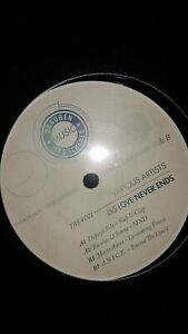 Various - This love never ends  Vinyl Dis001     12""