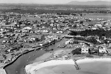 MORDIALLOC CREEK Bridge EPSOM Races Aerial 1950 modern Digital photo Postcard