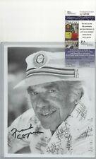 "Frank Capra Hollywood Film Director Autographed 8x10 Photo JSA ""Wonderful Life"""