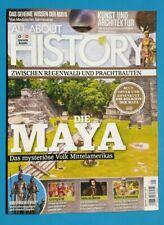 All About History  05/2020 Die Maya   ungelesen 1A absolut TOP