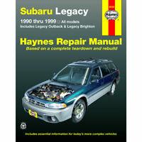 Subaru Legacy Outback Brighton 1990-1999 Haynes Manual 89100
