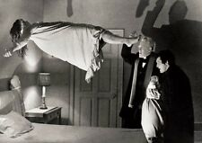 The Exorcist Classic Scene BW Poster