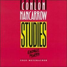 Nancarrow: Studies for Player Piano; Tango; Toccata; Piece No. 2 for Small Orche