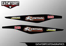 Para KTM SX SX-F 2011-2018 completo del brazo del oscilación Gráficos Pegatinas Calcomanías De Motocross MX