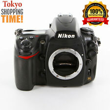 [EXCELLENT+++] Nikon D700 (SHUTTER COUNT ONLY: 50730) Body from Japan