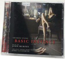 Basic Instinct 2 (Original Soundtrack CD)  by John Murphy, Jerry Goldsmith