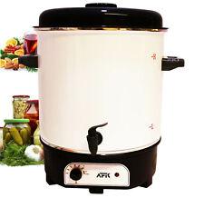 Einkochautomat Einkochtopf Glühweintopf Heißgetränkeautomat Einkocher 27 L AFK®