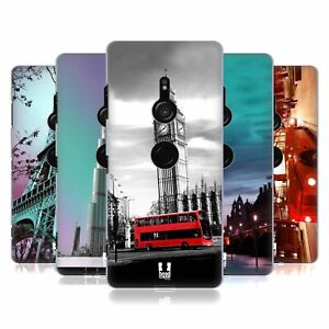HEAD CASE DESIGNS BEST OF PLACES SET 2 BACK CASE & WALLPAPER FOR SONY PHONES 1