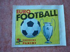 Rare Panini euro football Unopened Sticker Pack 1976