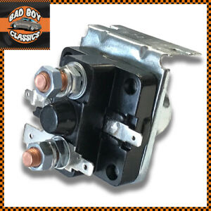 Ford Anglia 1959-67 Starter Solenoid